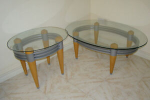 Coffee Table Set of 2