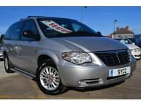 2005 Chrysler Grand Voyager 2.8 CRD LX 5dr Auto 5 door Estate