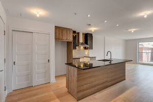 New condo for sale in NDG Large & Bright. Secure,Terrace & Gym