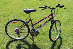 Girl's/Tween's bicycle - Good shape, Recently serviced
