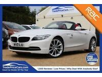 2011 61 BMW Z4 2.5 Z4 ROADSTER ED EXCLUSIVE 2D 215 BHP