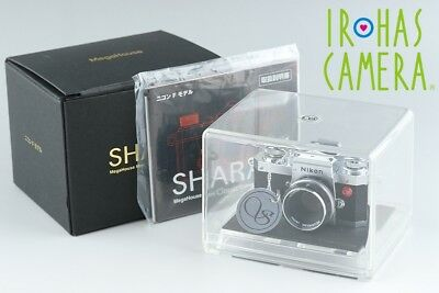 Sharan Nikon F Model Mini Classic Camera Collection With Box #13447F1