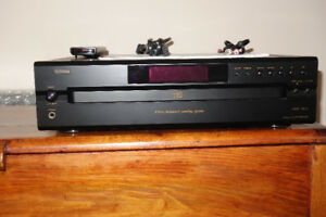 DENOM DCM 290 5-disc CD changer