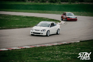 Turbo Charged 2.4L Acura RSX