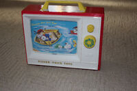 Fisher-Price Two Tune Music Box TV