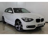 2014 64 BMW 1 SERIES 2.0 116D SPORT 3DR 114 BHP DIESEL