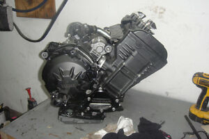 WANTED : 2006+ YAMAHA R6 engine / cases / broken engine