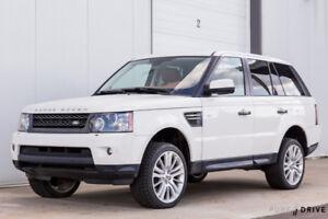 2010 Range Rover Sport HSE - Low KM's