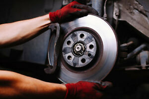 BRAKE REPLACEMENT AND SERVICE AVAILABLE