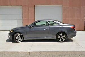 2012 Lexus IS 350C Convertible