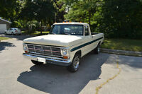 DONE RIGHT UP!! 1969 FORD F100 - MUST GO WAS $14,500