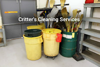 Critter's Cleaning Services