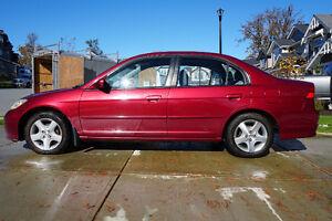2005 Honda Civic SI Sedan