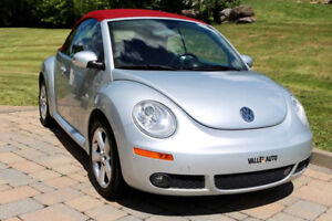 2009 Volkswagen New Beetle Silver-Red Edition Coupé (2 portes)