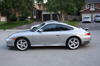 2003 Porsche 911 Carrera 4S Coupe (2 door)