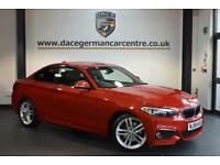 2014 64 BMW 2 SERIES 2.0 220D M SPORT 2DR 181 BHP DIESEL