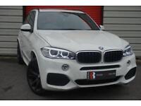 2016 S BMW X5 3.0 XDRIVE30D M SPORT 5D AUTO 255 BHP DIESEL
