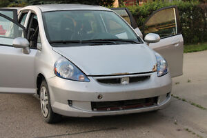 2007 Honda Fit DX Hatchback