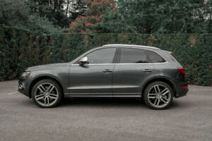 Audi SQ5 3.0T Quattro Technique 2015 - Graphite
