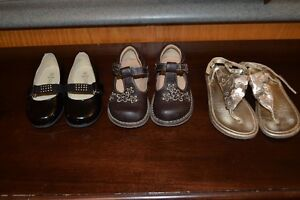 Girl Toddler Size 6 Shoes