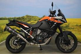 KTM 1050 Adventure 2015 ** TRACTION CONTROL, YOSHIMURA EXHAUST, RIDER MODES **