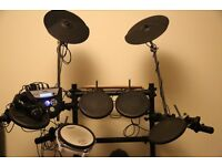 Roland TDV6 electric drum kit