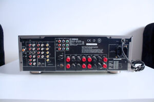 Yamaha 6.1-Channel, 600W Surround Sound Receiver