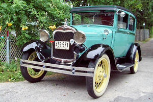 Own or Thinking of Buying a Model A Ford ?