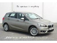 2018 BMW 2 Series 220I Luxury Active Tourer Hatchback Petrol Automatic