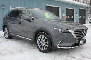 2017 Mazda CX-9 GT AWD | 7-Passenger | ONE-OWNER | 3RD ROW!