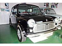 Rover Mini 30 In Black Stunning Mini Rust Free