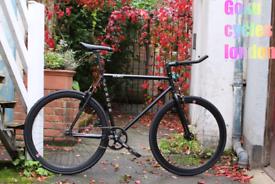 Free to Customise Single speed bike road bike TRACK bikehdddr