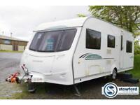 Coachman Amara 570/6, 2010, 6 Berth, Touring Caravan
