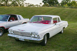 Immaculate 1962 Chev Biscayne 2 Door Post - Swap / Trade Only