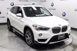 2017 BMW X1 xDrive28i SUV Premium Package + Wear & Tear Package