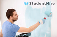 Painting by StudentHire - You set the price!