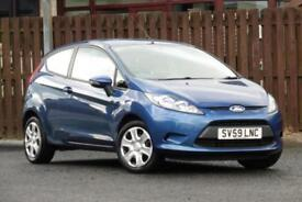 2009 FORD FIESTA 1.25 STYLE 3DR HATCHBACK PETROL