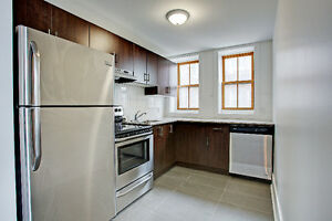 STUNNING RENOVATIONS, HIGH END! 2 & 3 BEDROOM UNIT - WESTMOUNT