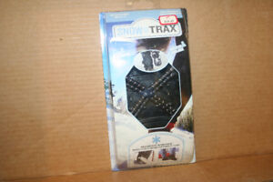 Snow Trax for your shoes/boots in the winter