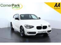 2014 BMW 1 SERIES 116D SPORT HATCHBACK DIESEL