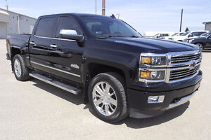 2015 Chevrolet Silverado 1500 High Country $46,713!!