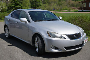 2006 Lexus IS Sedan