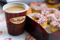 Tim Hortons Full Time Customer Service Worker [ID:1362]