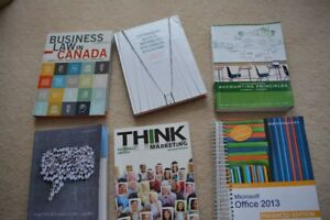 NBCC Business Admin and Office Admin Books