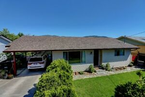 SOLD - Fully Updated Family Home in Oliver BC