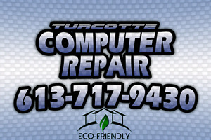 Turcotte Computers - Your one-stop shop and repair!