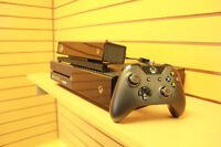 Xbox One + Kinect (F012034)