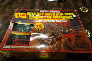 1982 military mountain pass action figure