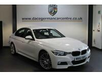 2012 62 BMW 3 SERIES 2.0 318D M SPORT 4DR AUTO 141 BHP DIESEL
