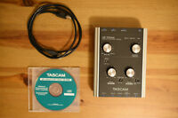 Tascam US-‐122MKII